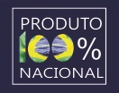 Produto 100% nacional